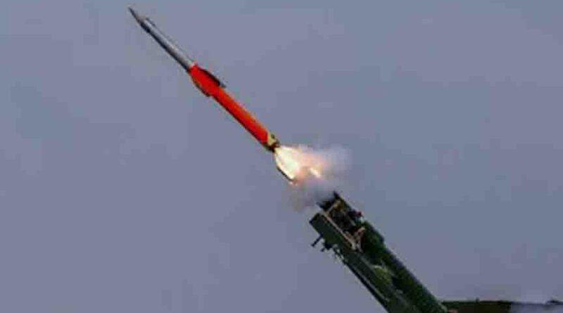 पाइथन-5 मिसाइल का सफल परीक्षण, तेजस पर लगायी जायेगी