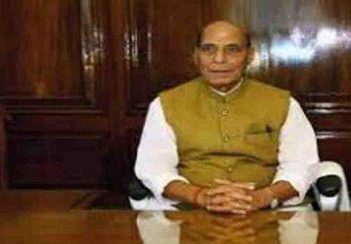 एससीओ बैठक: राजनाथ ने आतंकवाद से मुकाबले का भारत का संकल्प दोहराया